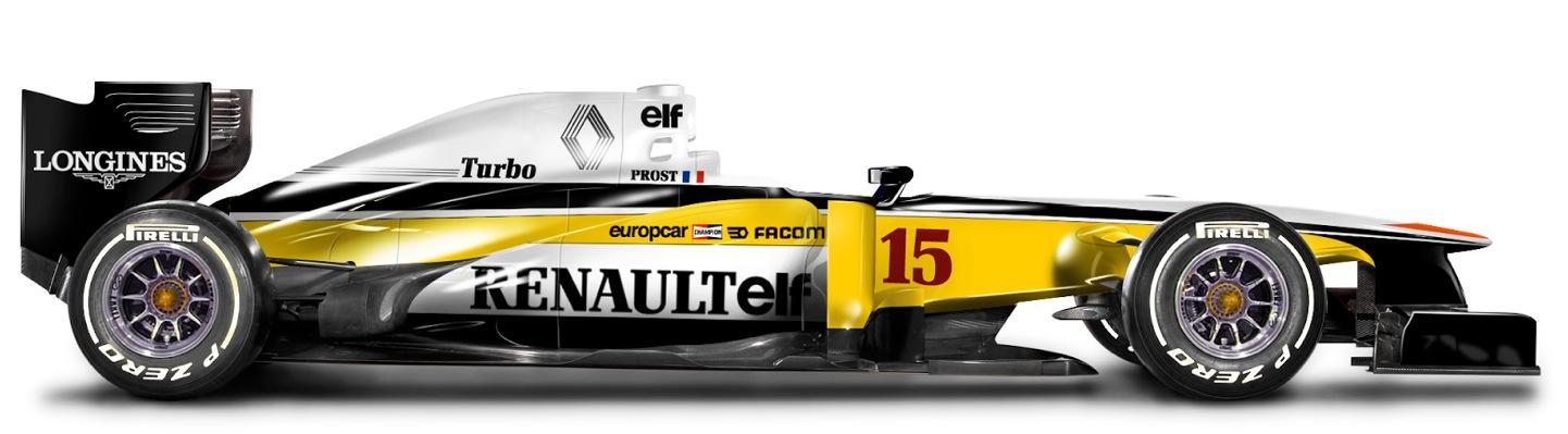 Renault 1982