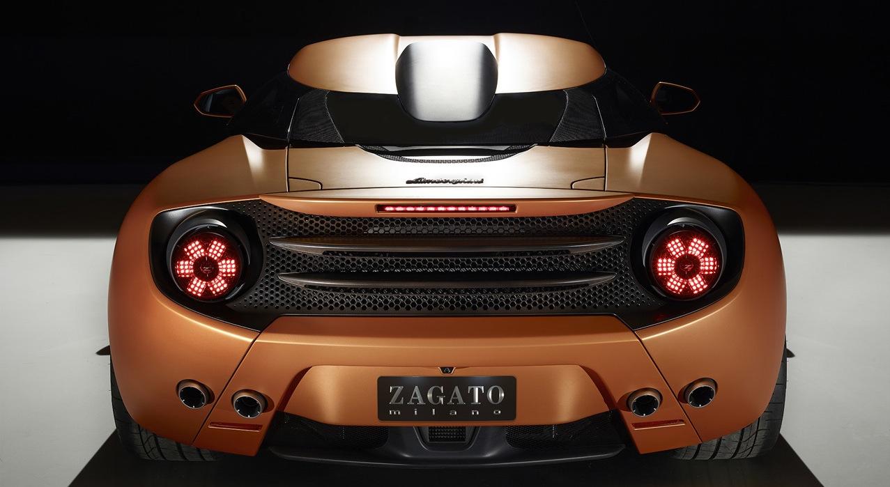 Zagato Lamborghini 5-95