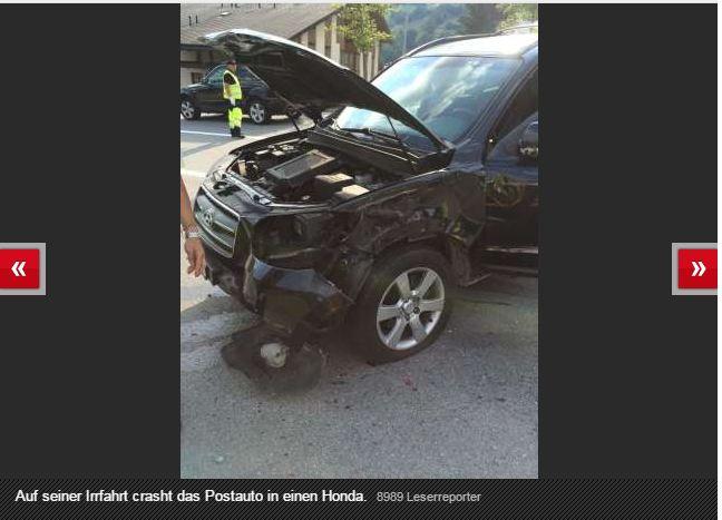 2015_06_18_13_18_05_Bremsversagen_Postauto_Crash_in_Laax_Passagiere_im_Spital_Blick